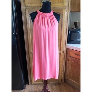 NWT French Connection Caged Back Swing Dress Large